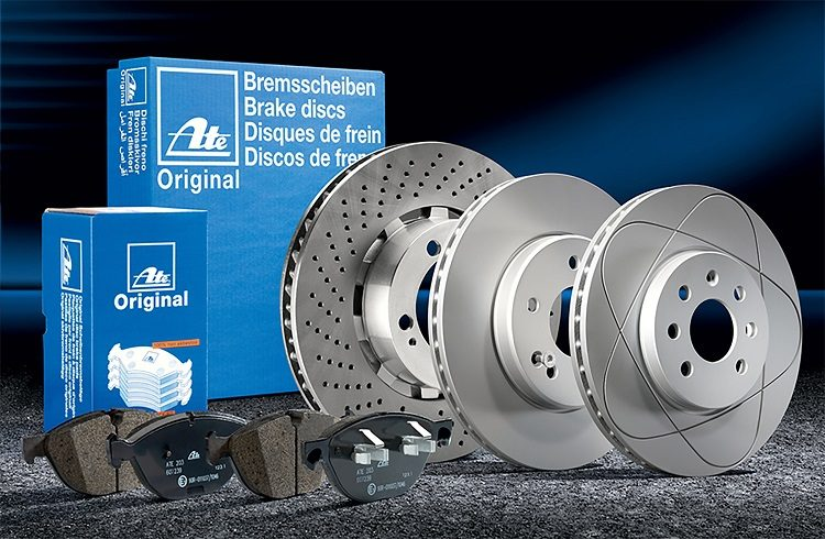 Continental Offers ATE Brand Brake Pads and Rotors for European Vehicles