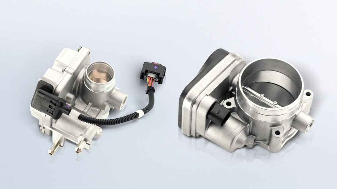 Continental Offers VDO OEM Air Actuators and Electronic Throttle Valves