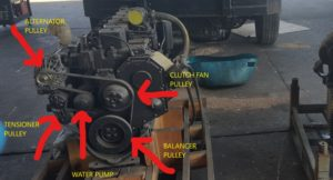 Cooling System Basics: Checking Belts, Pulleys, Tensioners and Pumps