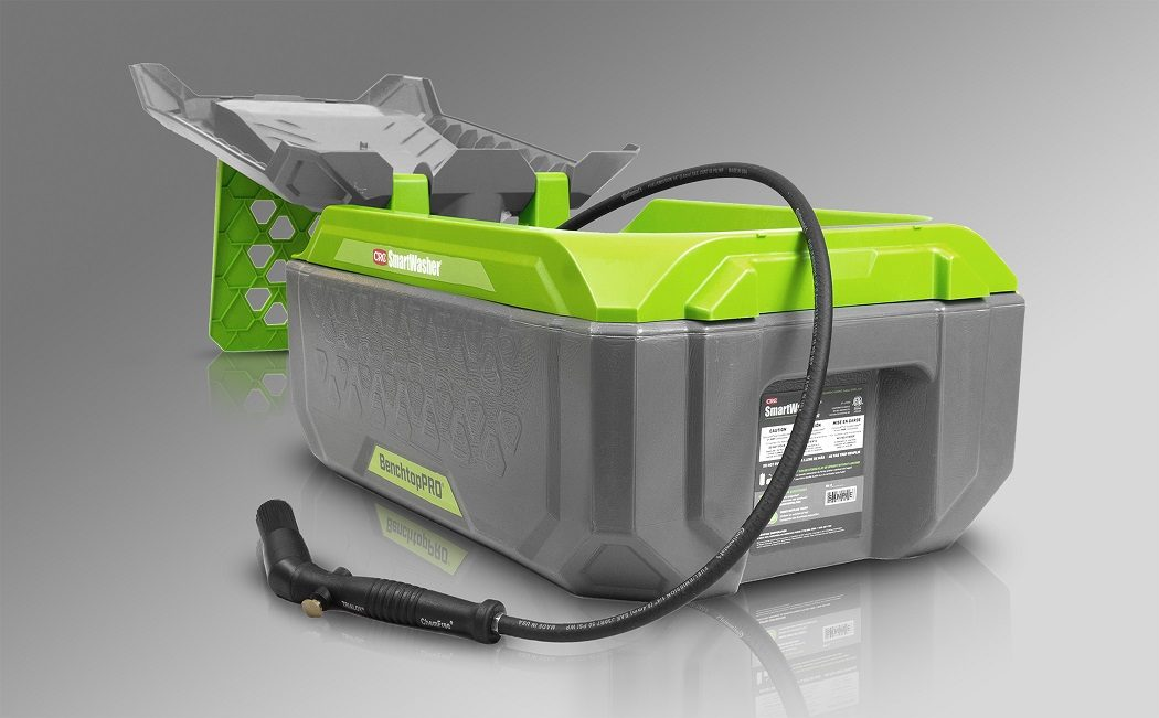 CRC Industries Introduces Portable and Storable Parts Washer