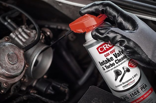 CRC's New GDI Valve Cleaner Receives Patent