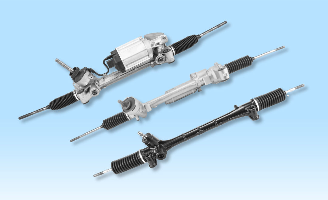 CRP Automotive Adds AAE Remanufactured Steering Racks