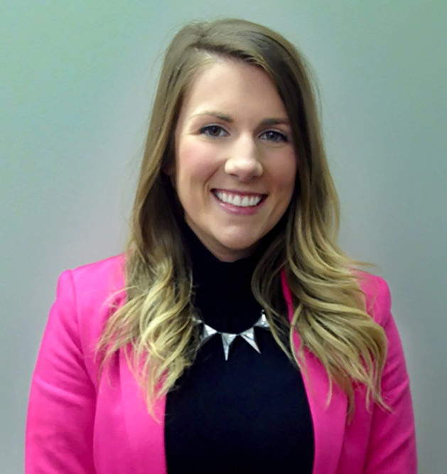 CRP Industries Promotes Andrea Muscato to Marketing Communications Manager