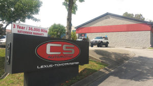 CS Automotive: The Coolest Shop in Tennessee