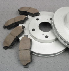 Current Brake Technology: A Discussion of Pads, Rotors and Fluids