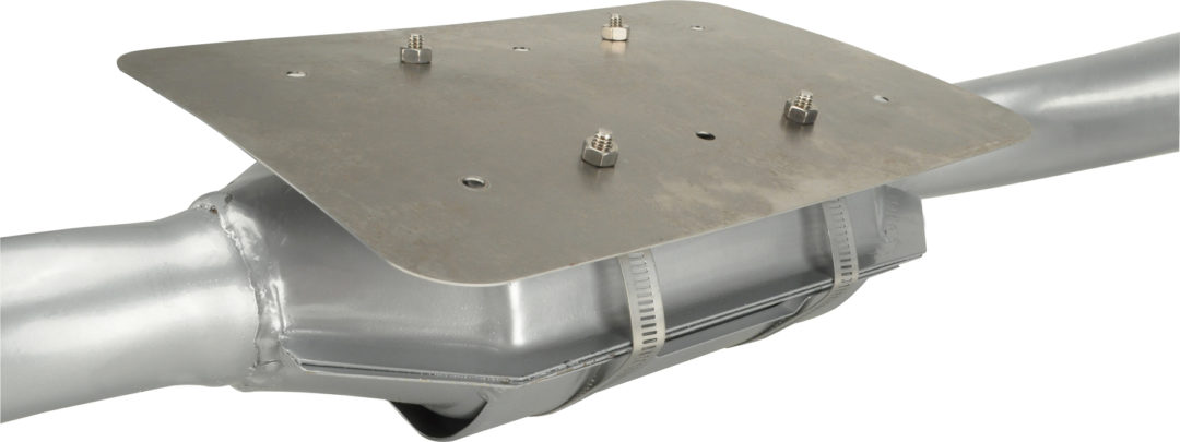 DEI Has New Replacement Universal Catalytic Converter Shield