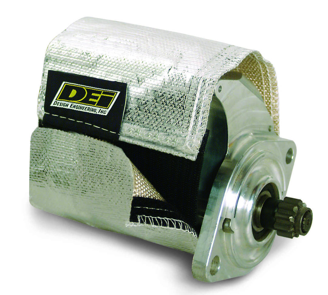 DEI's New Starter Shield Protects Components From Heat Soak Damage