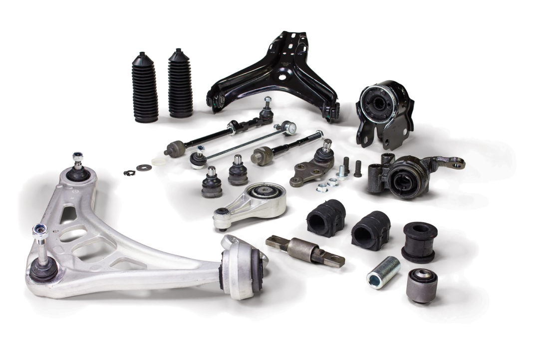 Delphi Introduces a Steering and Suspension Line in North America