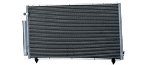 Denso condensers match up to OE condensers