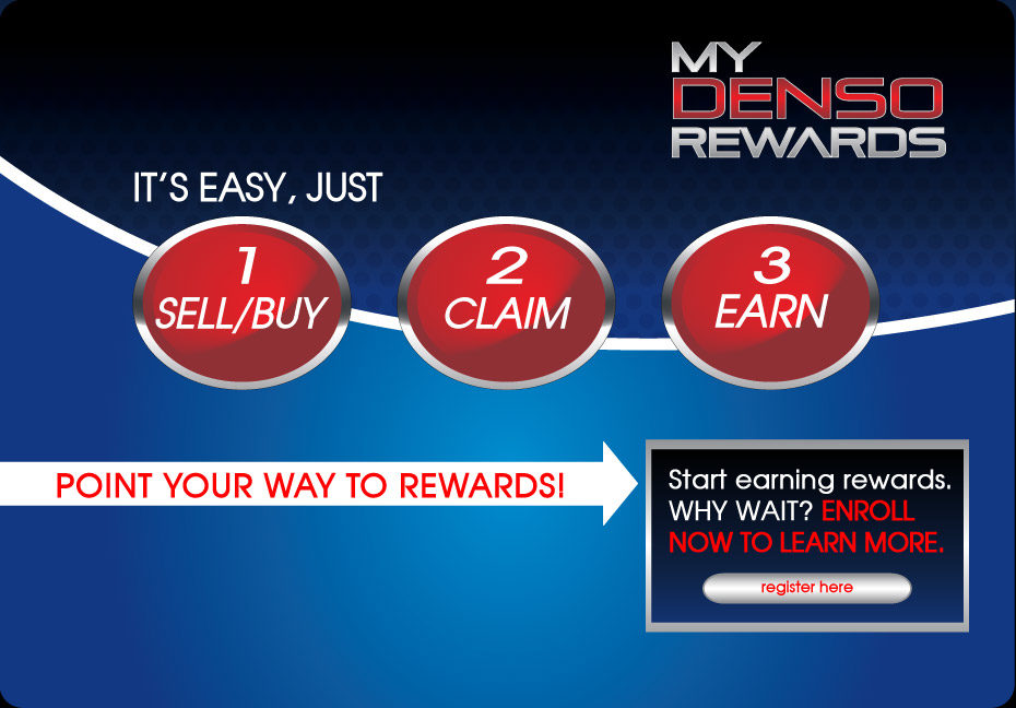 DENSO introduces 'My DENSO Rewards' program