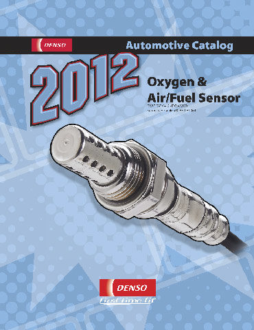 DENSO releases O2, air/fuel sensor catalog