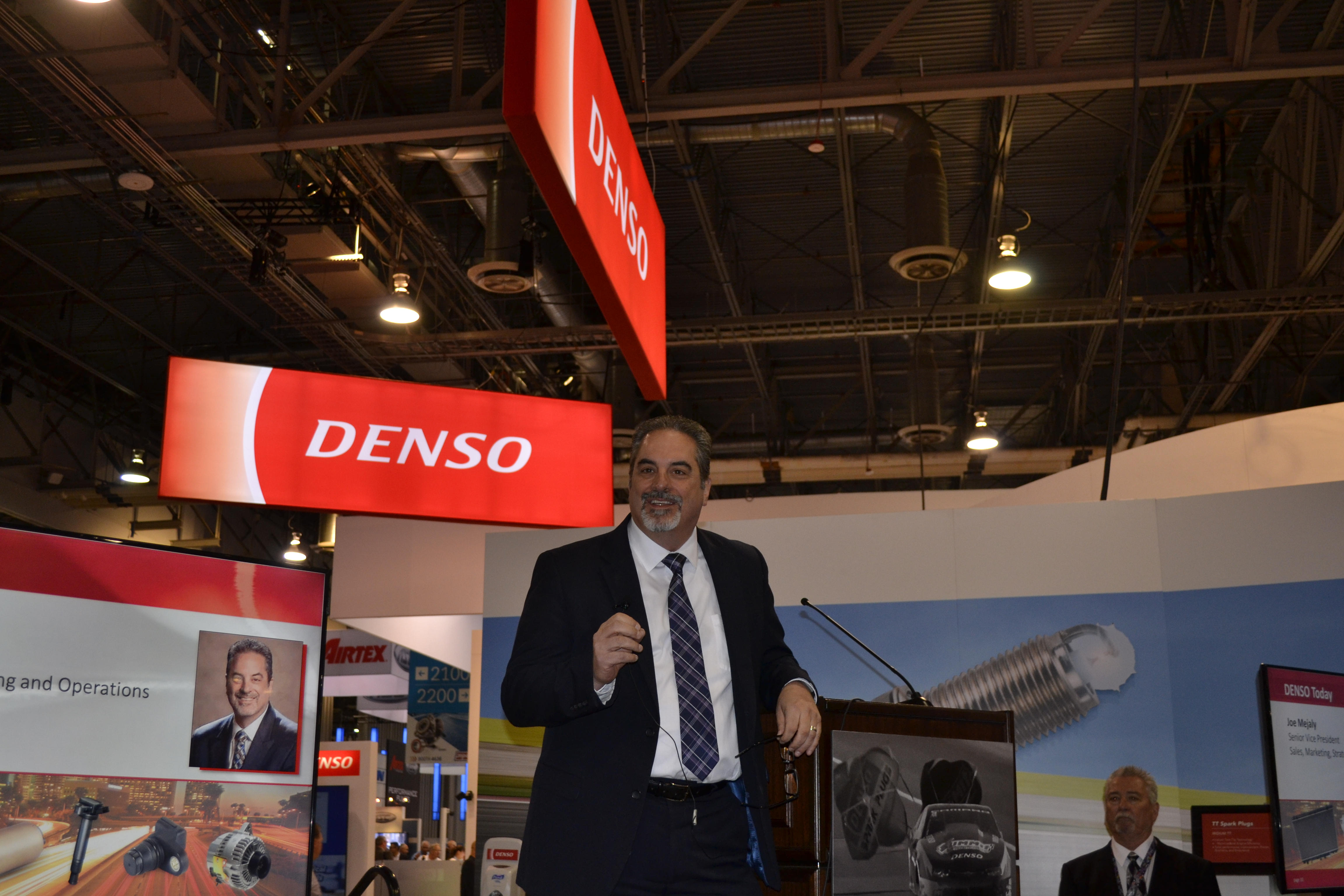 Denso Unveils a New Inspection Tool: VehicleMRI