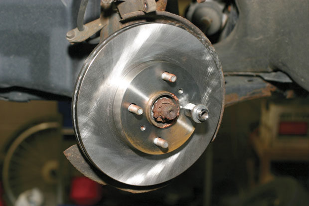 Diagnosing and correcting brake life and performance issues