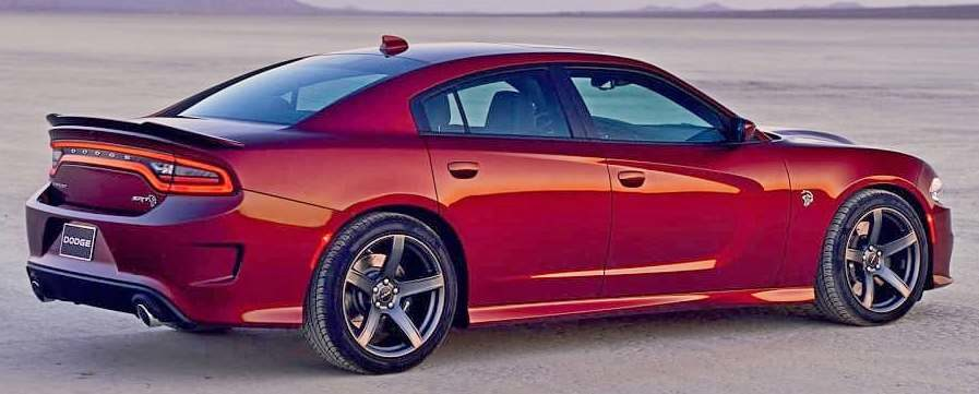 Dodge Charger's Line Lock Feature Fails