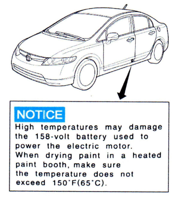Don't heat the hybrid