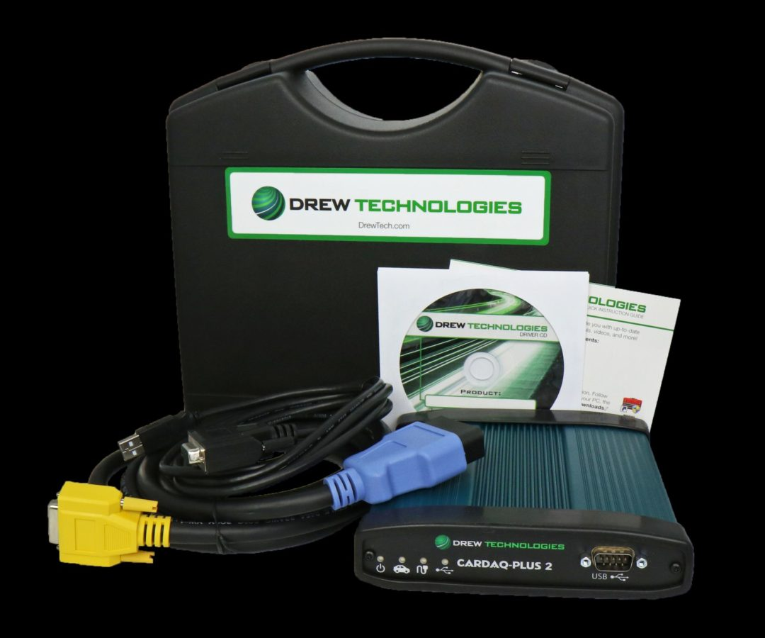 Drew Technologies' J2534 Device Works With All Makes and Models