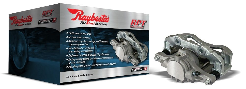 Dual Bleeder Part Numbers Added to Raybestos Element3 Calipers