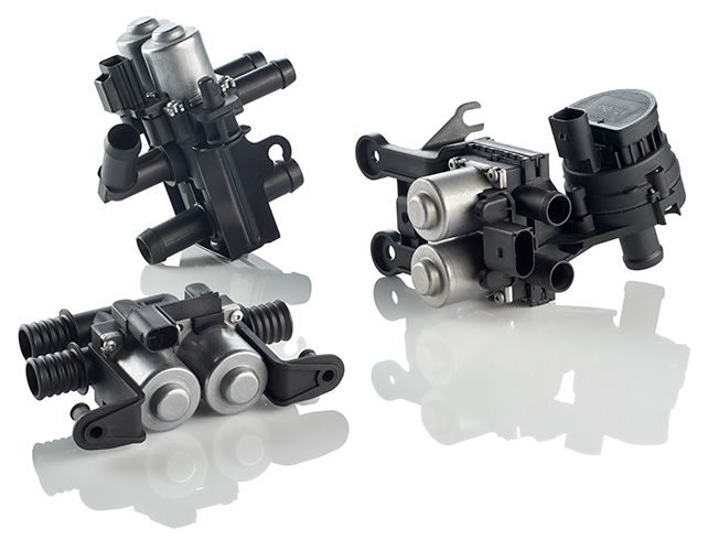 Electric Heater Control Valves Among 221 New Parts From Gates