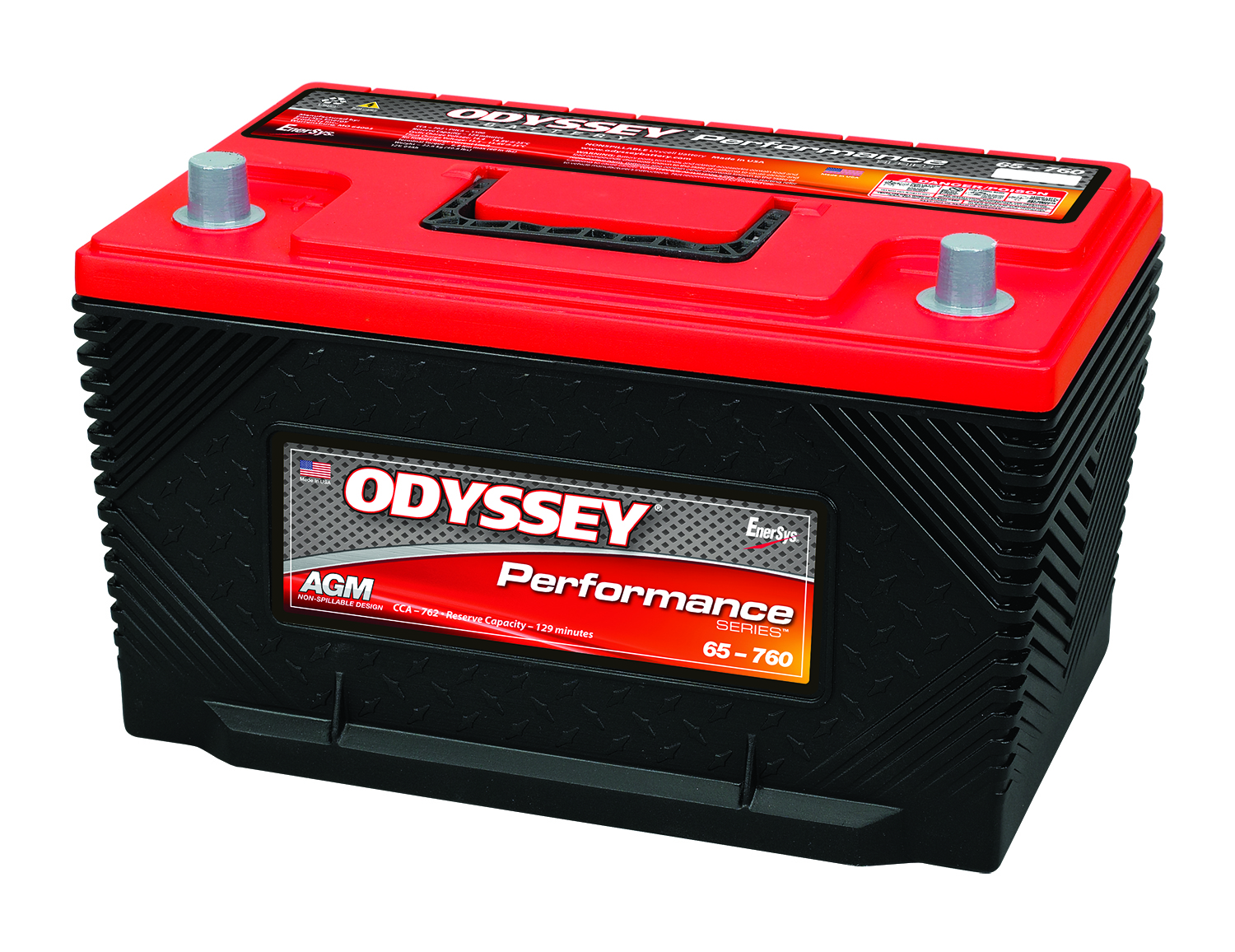 EnerSys introduces Group 65 battery to ODYSSEY series