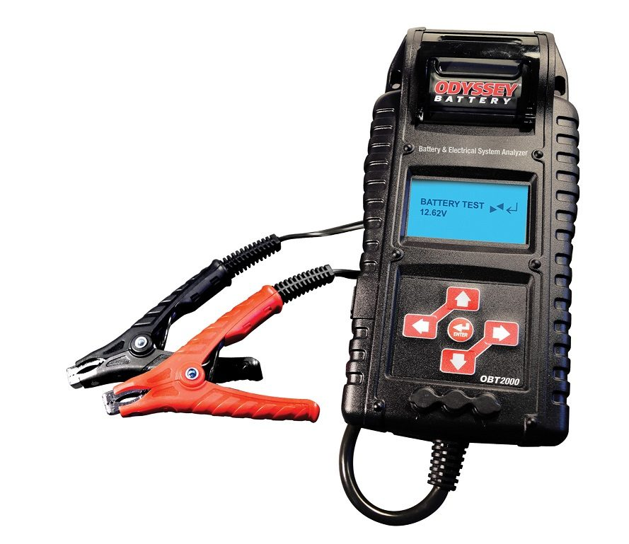 EnerSys Releases Odyssey Battery and Electrical System Analyzers