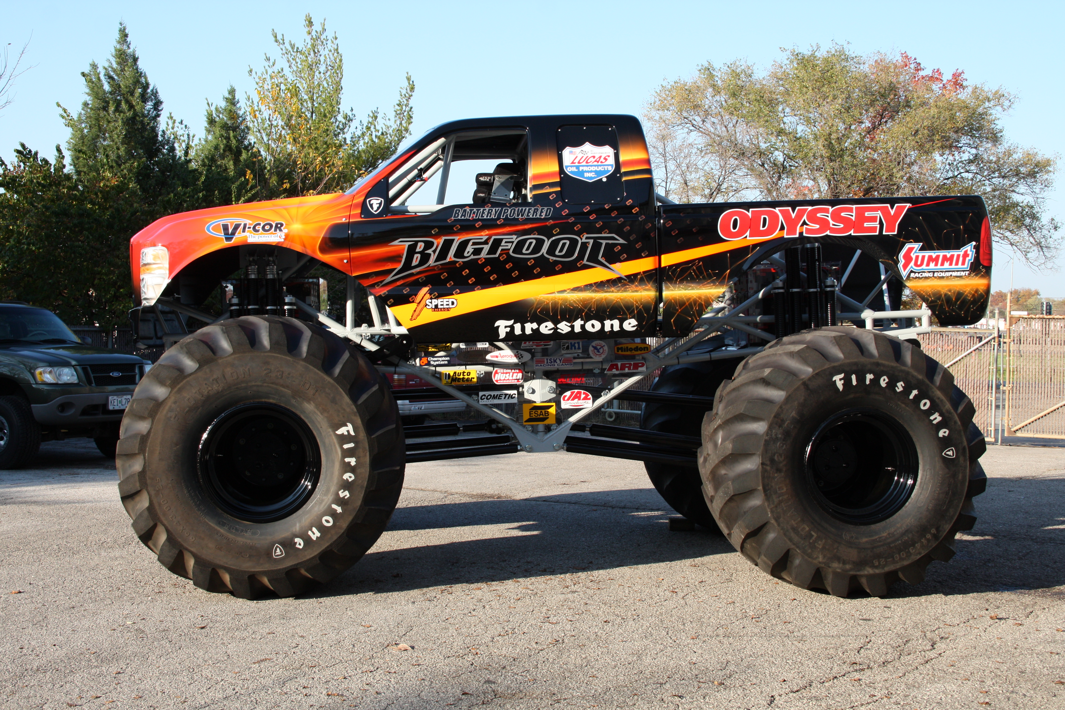 EnerSys Returns as Exclusive Battery Partner of Bigfoot 4x4
