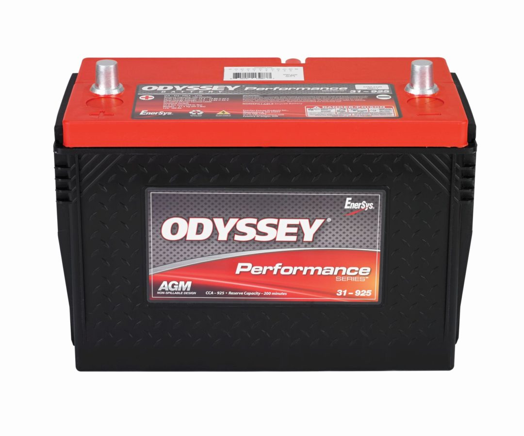 EnerSys Upgrades Odyssey Battery for Commercial Trucks and Trailers