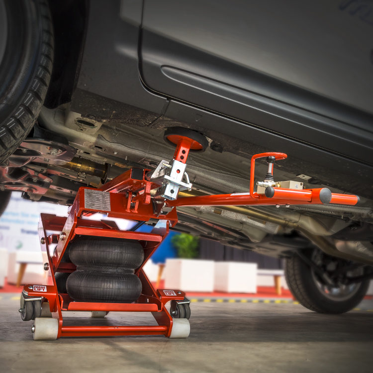 Equipment Supply Co. Adds Mobile Lifting Systems