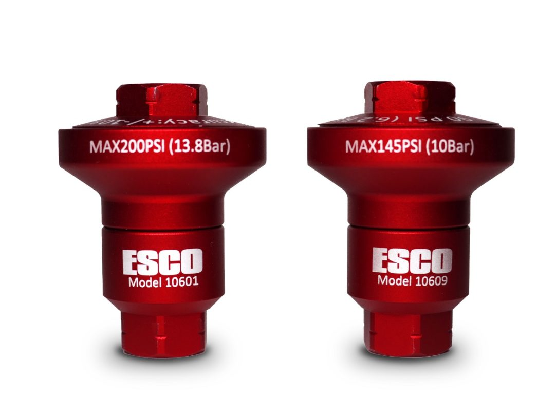 ESCO Has Two New Air Pressure Reducers