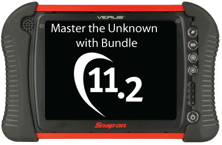 European coverage available for Snap-on's Software Bundle 11.2