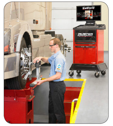 Faster heavy-duty alignments with Hunter's Winalign