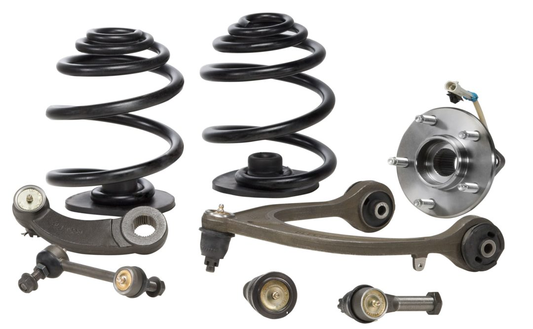 Federal-Mogul expands MOOG steering and suspension line