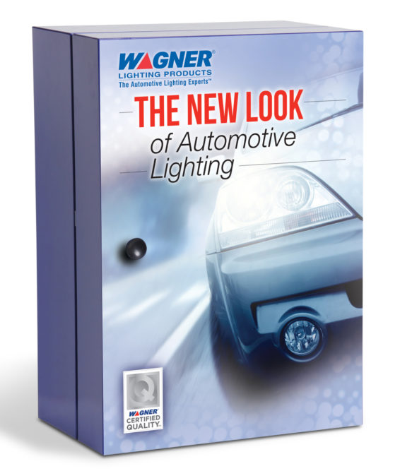 Federal-Mogul offers Wagner driving lamp cabinet