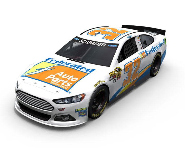 Federated continues sponsorship of Kenny Schrader racing teams