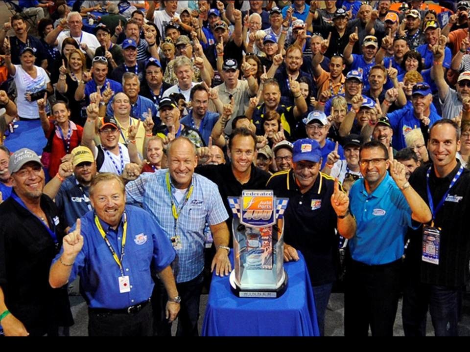 Federated extends sponsorship of NASCAR Sprint Cup Series in Richmond