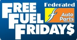 Federated Free Fuel Fridays awards are back