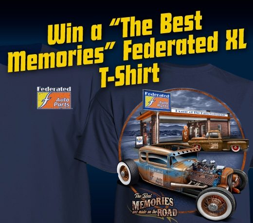 Federated Kicks Off 'The Best Memories' T-Shirt Contest