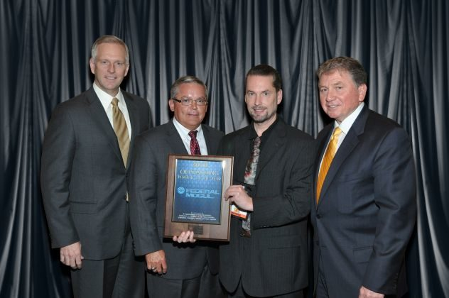 Federated names Federal-Mogul Outstanding Vendor of the Year