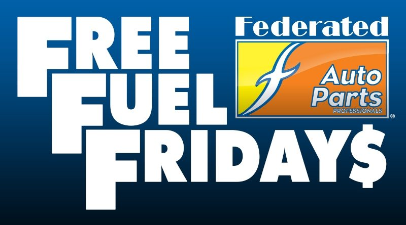 Federated Relaunches Free Fuel Fridays