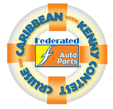 Federated winner will cruise the Caribbean with Kenny Wallace