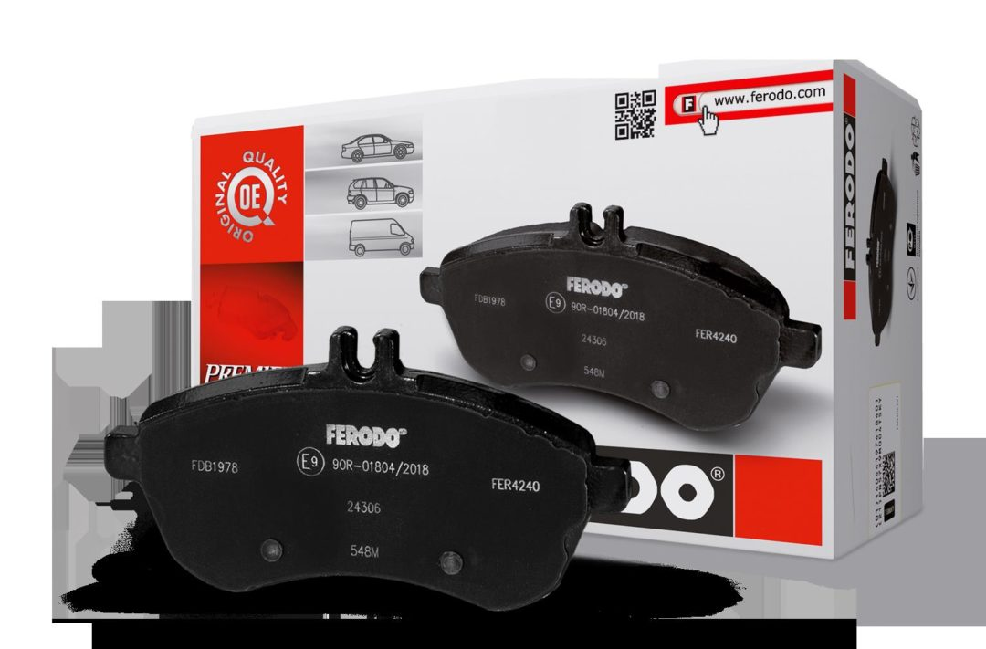 Ferodo brand brake pads are now available in North America