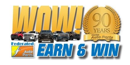 Fisher Kicks Off 'Wow! Earn and Win!' Promotion
