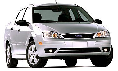 Ford Focus ignition profile