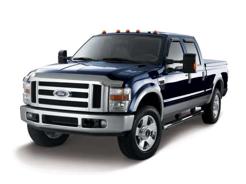 Ford knock