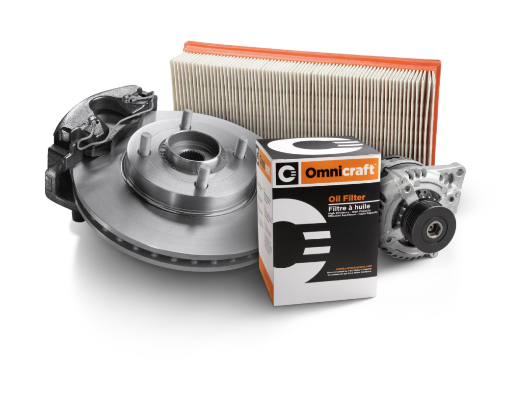 Ford Launches Omnicraft Parts Brand  for Non-Ford Vehicles