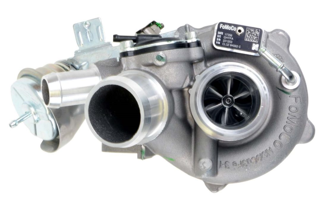 Ford Releases Motorcraft 3.5L Remanufactured Gas Turbochargers