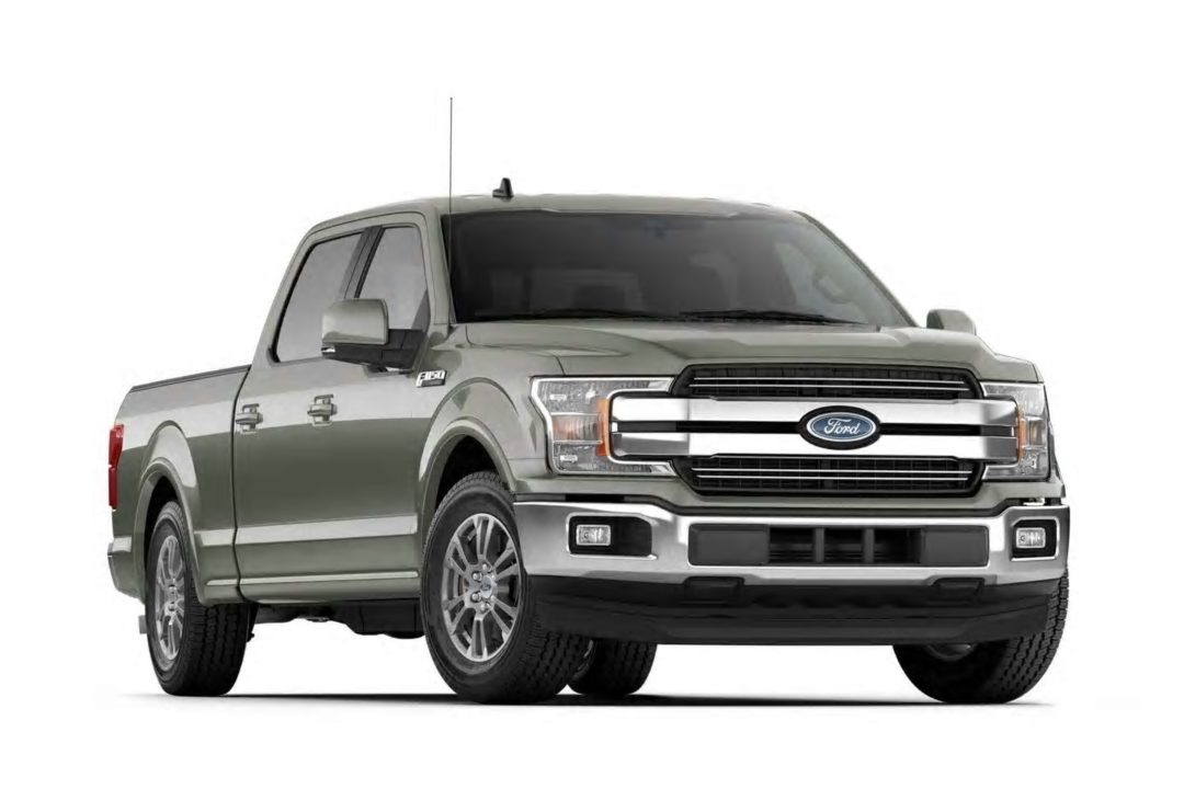 Ford Truck Cable Recall