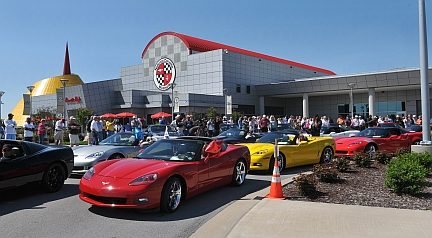 Free CORSA installations at 2013 National Corvette Museum Bash