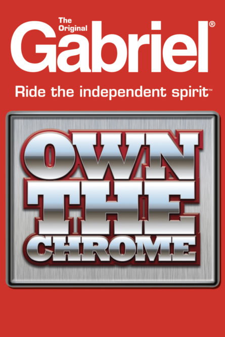 Gabriel awards winners of 'Own the Chrome' sweepstakes