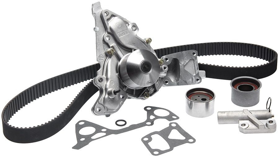 Gates Offers Timing Belt Component Kits with Water Pump