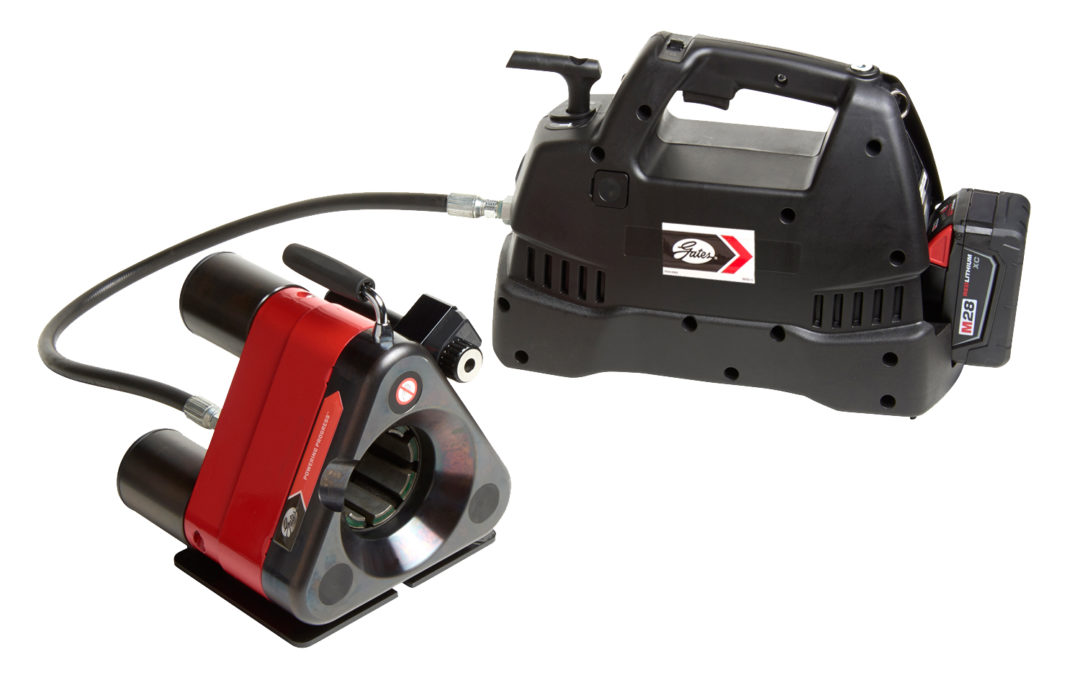 Gates Releases Its First Portable Crimper